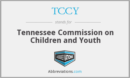 What does TCCY stand for?