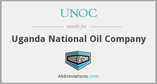 What does UNOC stand for?