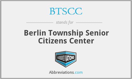 BTSCC - Berlin Township Senior Citizens Center