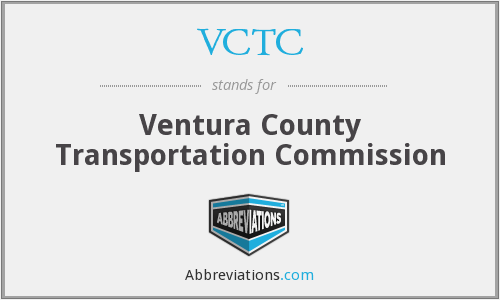 VCTC - Ventura County Transportation Commission