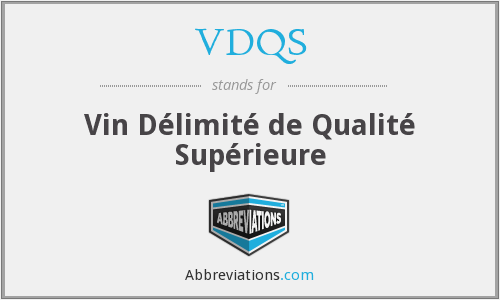 What does VDQS stand for?