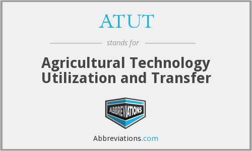 What does ATUT stand for?