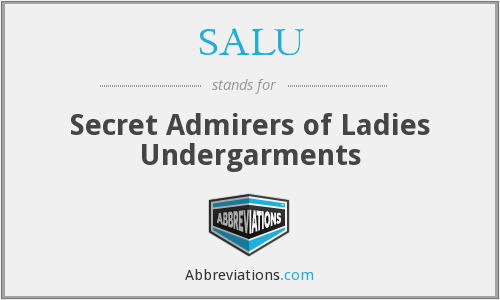 What does SALU stand for?