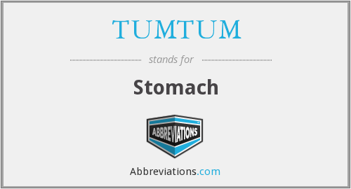 What does TUMTUM stand for?