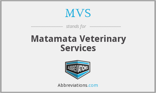 MVS - Matamata Veterinary Services
