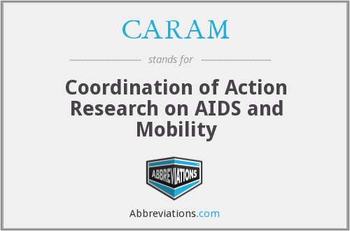 CARAM - Coordination of Action Research on AIDS and Mobility