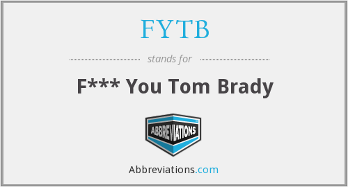 What does FYTB stand for?
