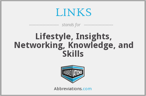 What does LINKS stand for?