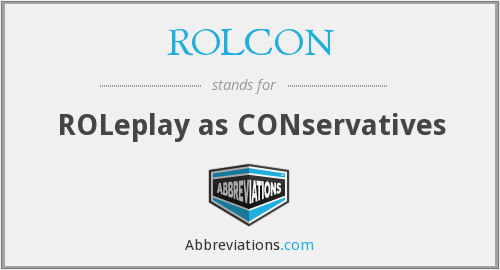 What does ROLCON stand for?