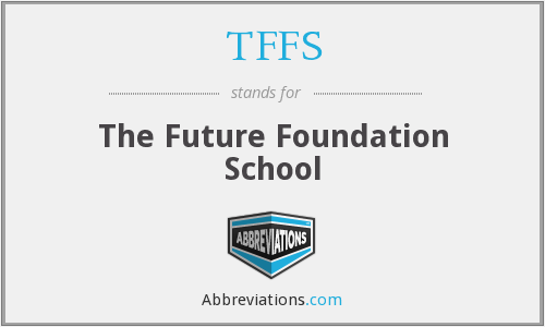 What does TFFS stand for?