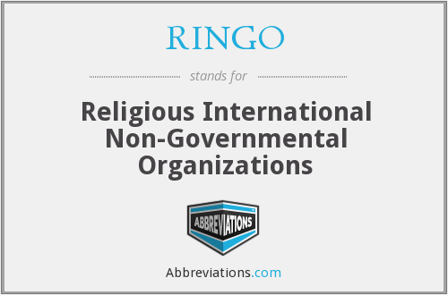 What does religious stand for? — Page #7