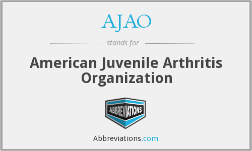 What does AJAO stand for?