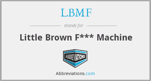What does LBMF stand for?