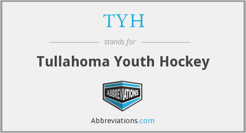 TYH - Tullahoma Youth Hockey