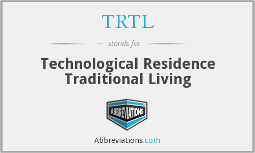 What does TRTL stand for?