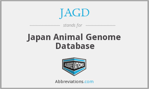 What does JAGD stand for?