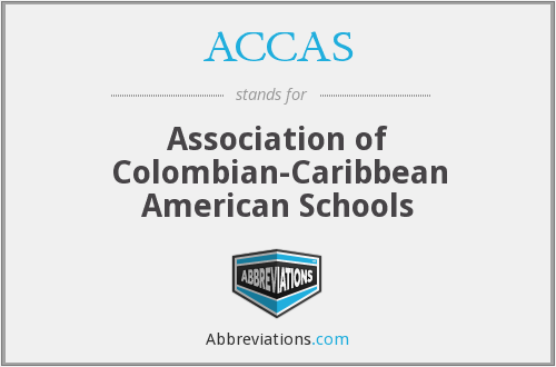 What does ACCAS stand for?