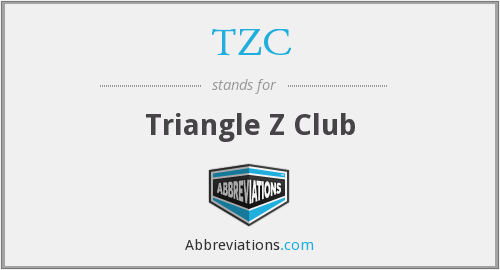 TZC - Triangle Z Club