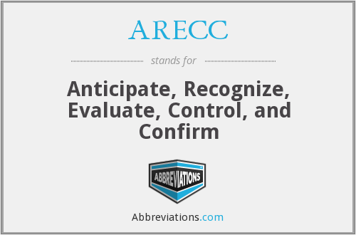 What does ARECC stand for?