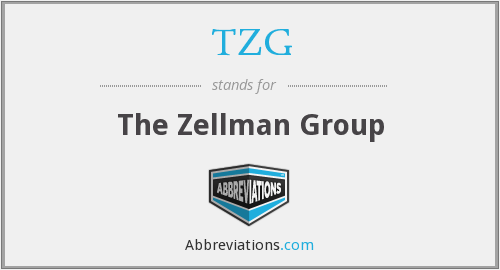 TZG - The Zellman Group