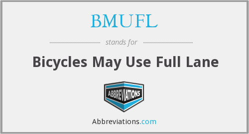 What does BMUFL stand for?