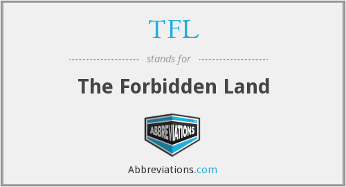 TFL - The Forbidden Land