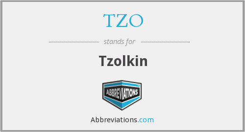 What does TZO stand for?