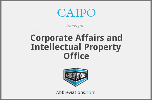 What does CAIPO stand for?