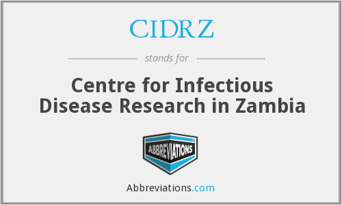 What does CIDRZ stand for?