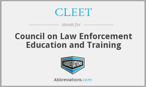 What does CLEET stand for?