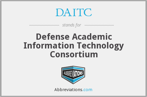 What does DAITC stand for?