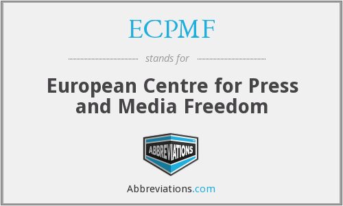 What does ECPMF stand for?