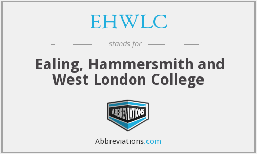 What does EHWLC stand for?