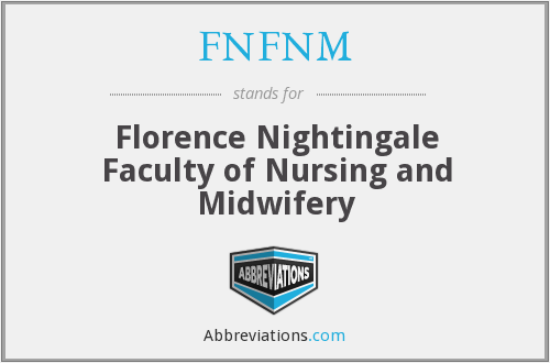 What does FNFNM stand for?