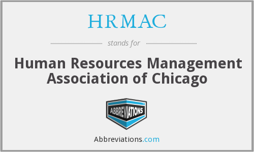 What does HRMAC stand for?