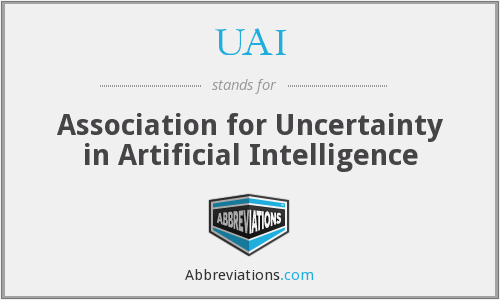 UAI - Association for Uncertainty in Artificial Intelligence