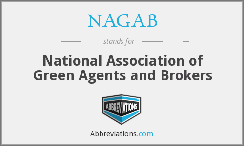 What does NAGAB stand for?