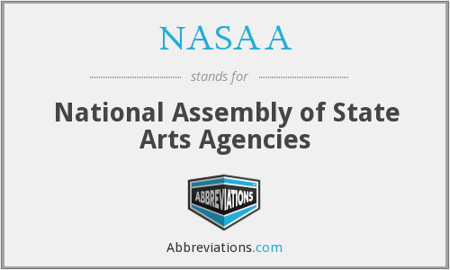 What does NASAA stand for?