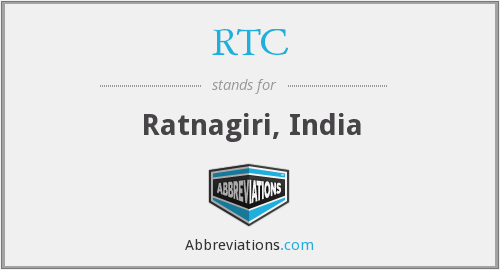 RTC - Ratnagiri, India