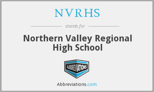 What does NVRHS stand for?