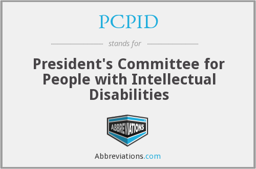 What does PCPID stand for?