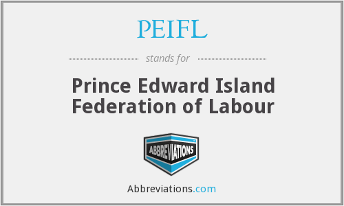 What does PEIFL stand for?