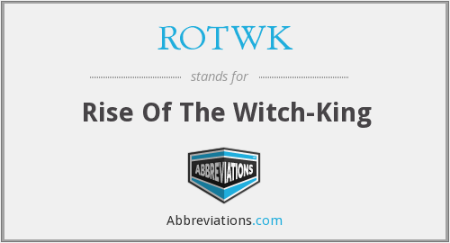 What does ROTWK stand for?