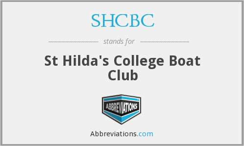 What does SHCBC stand for?