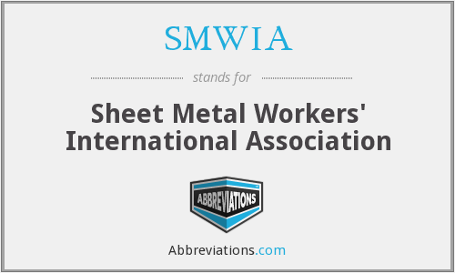 What does SMWIA stand for?