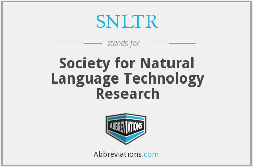 What does SNLTR stand for?