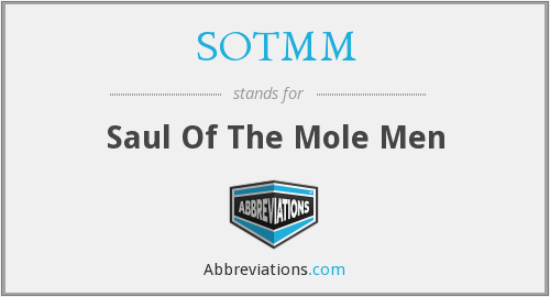 What does SOTMM stand for?