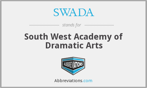 What does SWADA stand for?