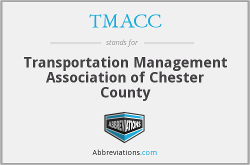 What does TMACC stand for?