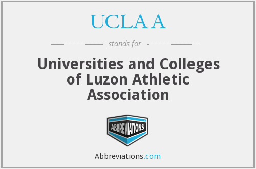 What does UCLAA stand for?